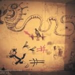 Street art à La grange