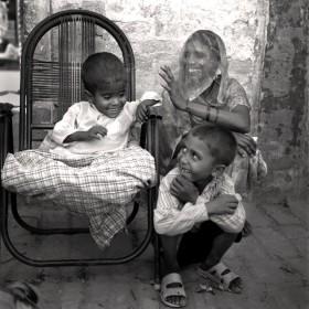 Cancer enfant Inde