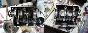 Combi VW: carter moteur